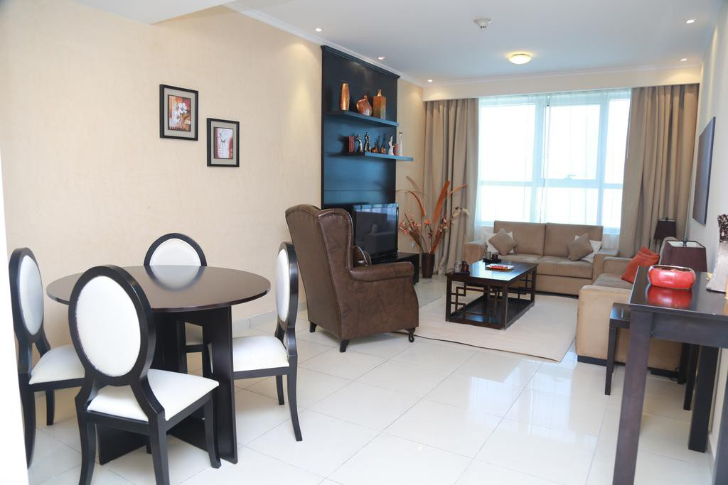 Furnished / Private Balcony / 1-4 Cheque