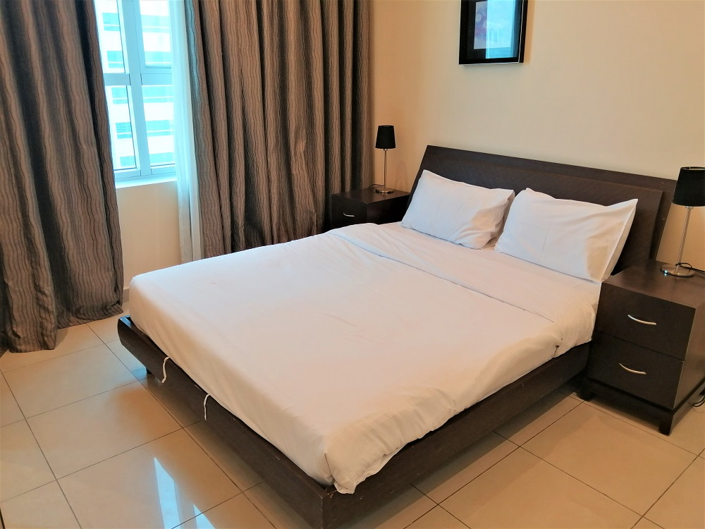 3 Bedroom / High Floor / Furnished